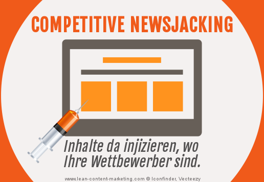 Competitive Newsjacking