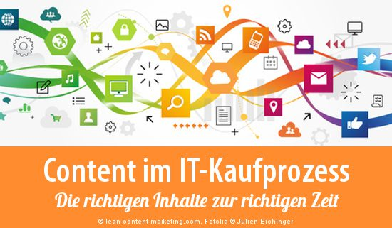 Lean-Content-Marketing-IT-Kaufprozess