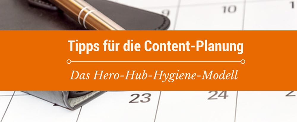 Planung: So holen Sie aus Ihren Inhalten das meiste heraus