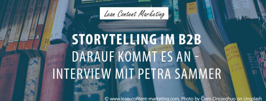 Lean-Content-Marketing-Storytelling
