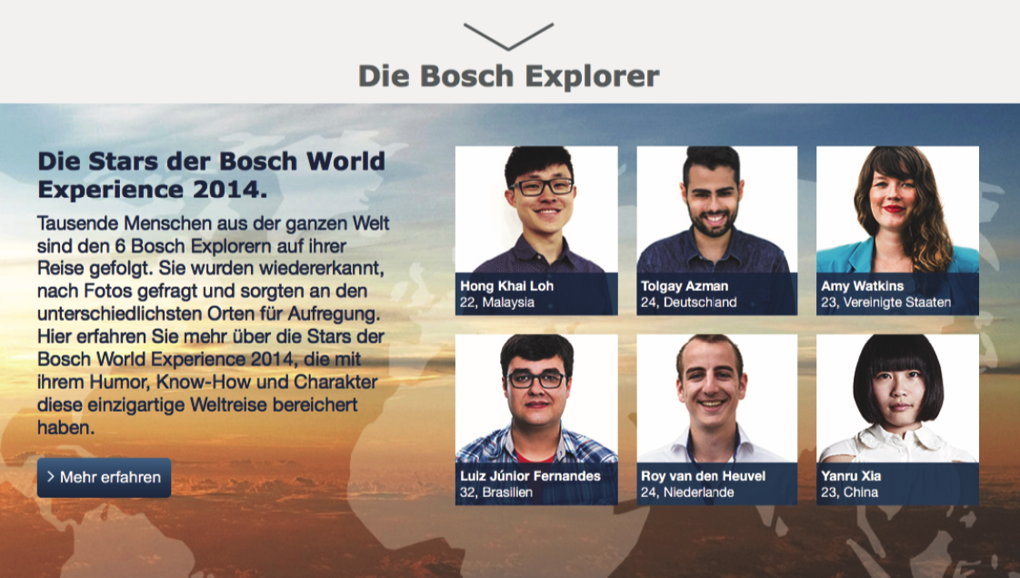 Storytelling im B2B Content Marketing - Bosch Experience